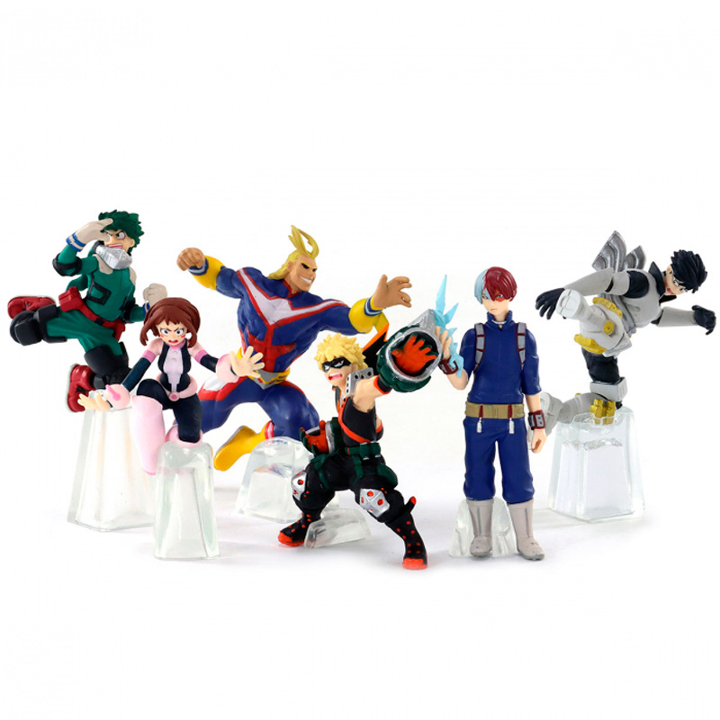 Action Figure My Hero Academia - Smash!!! Individual Surpresa