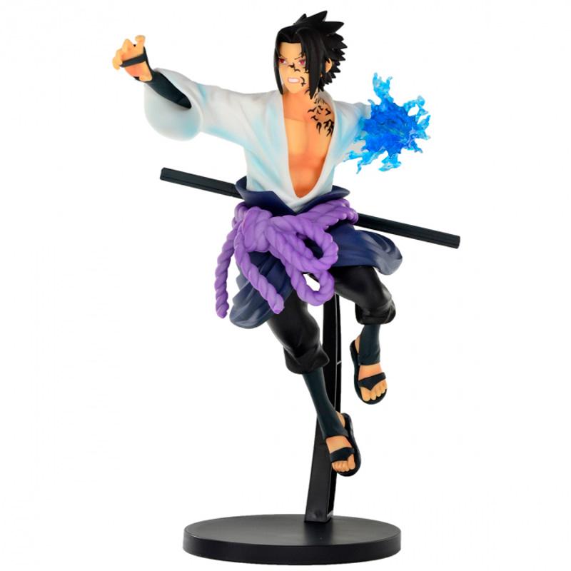 Action Figure Naruto Shippuden - Sasuke Uchiha Vibration Stars