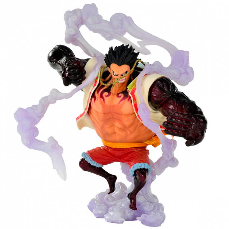 Action Figure One Piece - Monkey D. Luffy Gear4th Bound Man