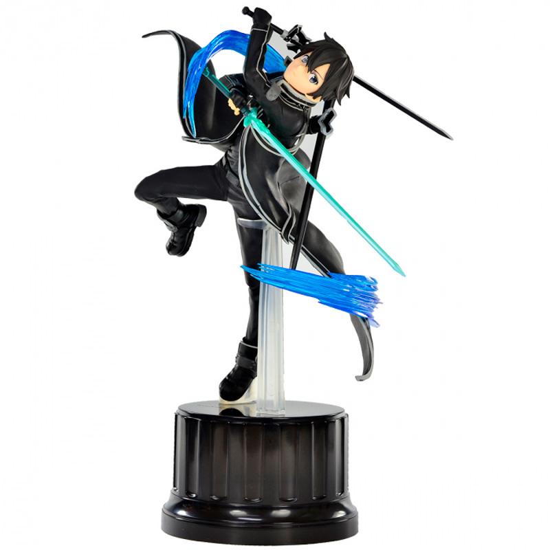 Action Figure Sword Art Online - Kirito Espresto Est Extra