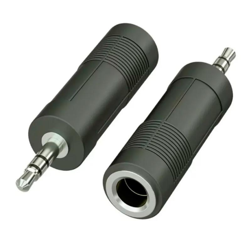 Adaptador P10 Para P2 Audio