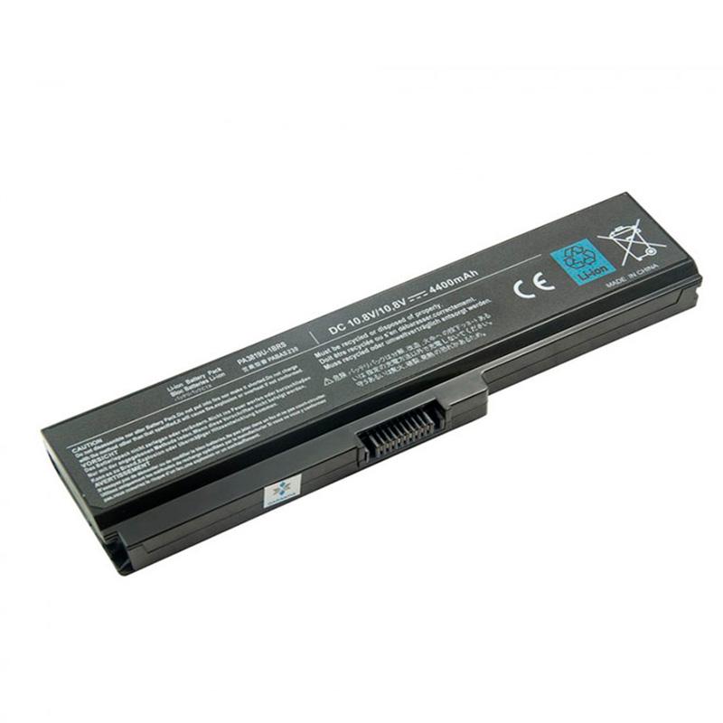 Bateria Para Notebook Toshiba Pa3817u-1brs