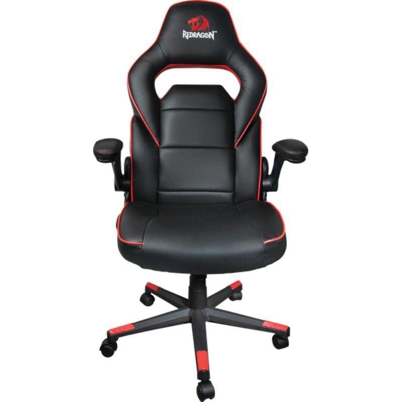 Cadeira Gamer Redragon Assassin Preta / Vermelha - C501-BR