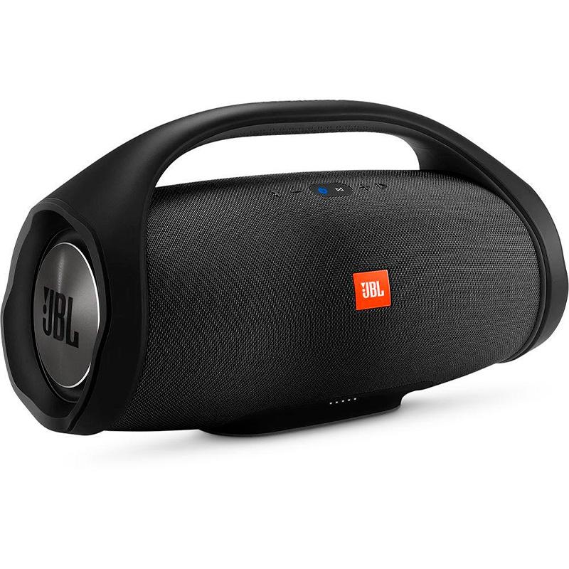 Caixa De Som Bluetooth Jbl Boombox 60w Preta