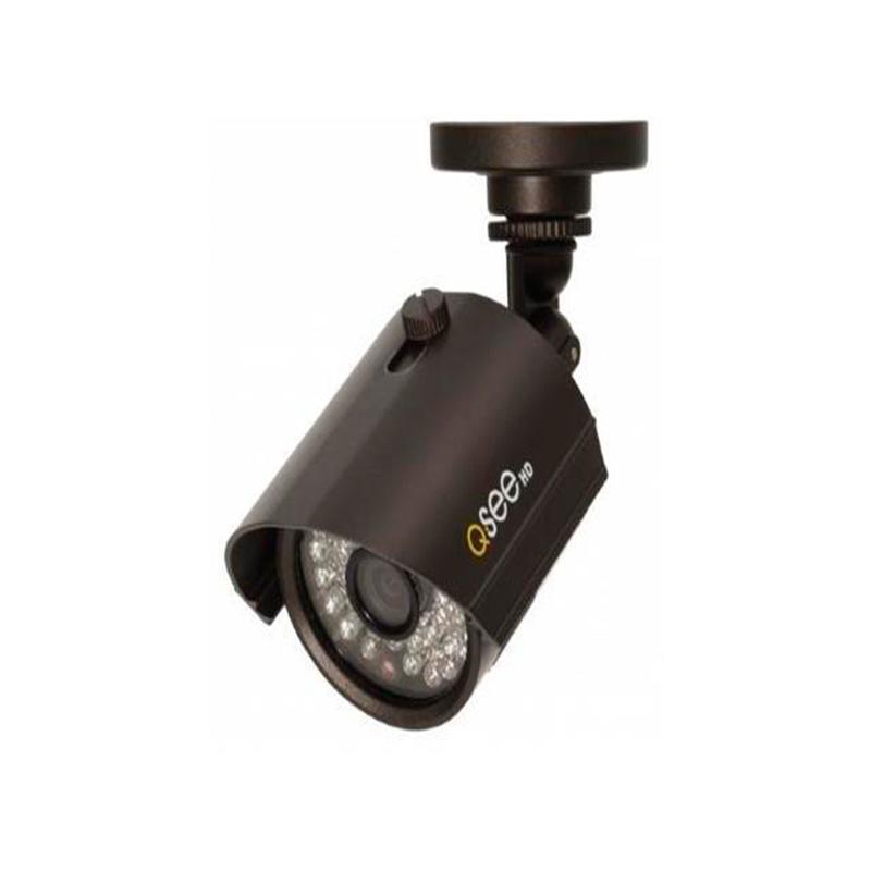 Câmera De Vigilância Analógica Q-See Qth7211b 720p