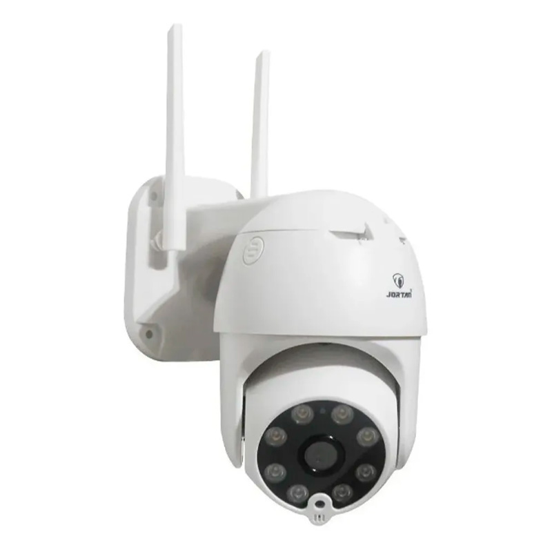 Camera De Vigilancia Dome Externa Ip Wifi Rotativa Pan A Prova D'agua Infra Red