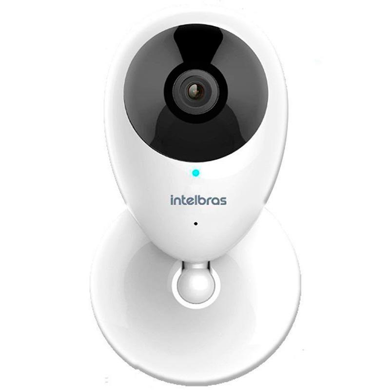 Câmera De Vigilância Ip Intelbras Ic3 Wifi Hd