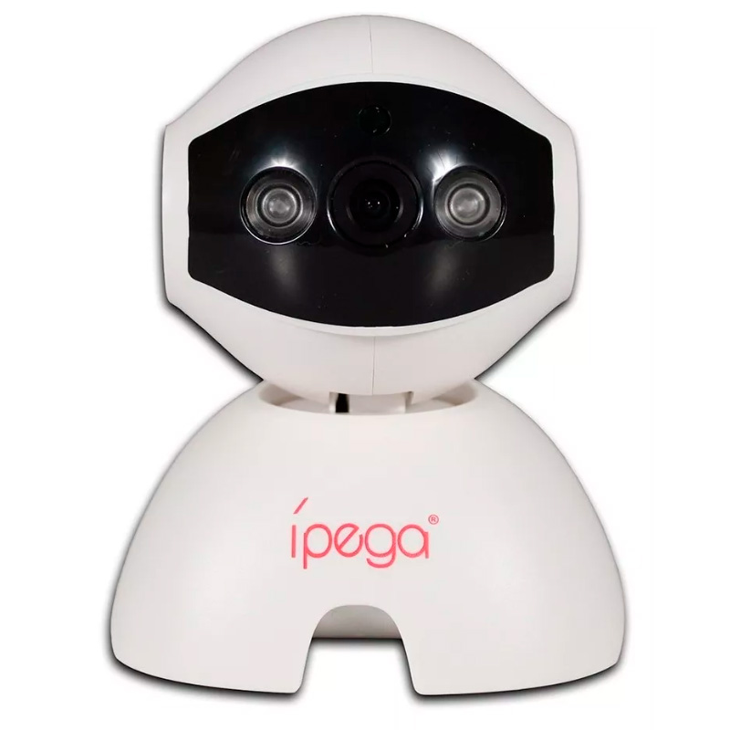 Câmera De Vigilância Ip Ipega Kp-Ca121 Full Hd Áudio Branca