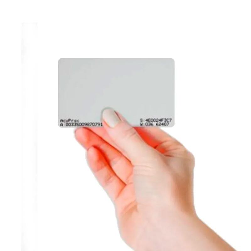 Cartão de acionamento por aproximação Rfid 125khz Th142l Intelbras - 4684001