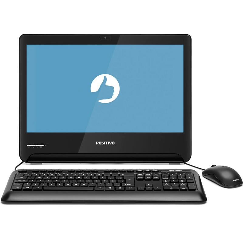 Computador All In One Positivo Master U1300 Cel N3060 4gb 500gb 18.5 Pols Pn 1701233