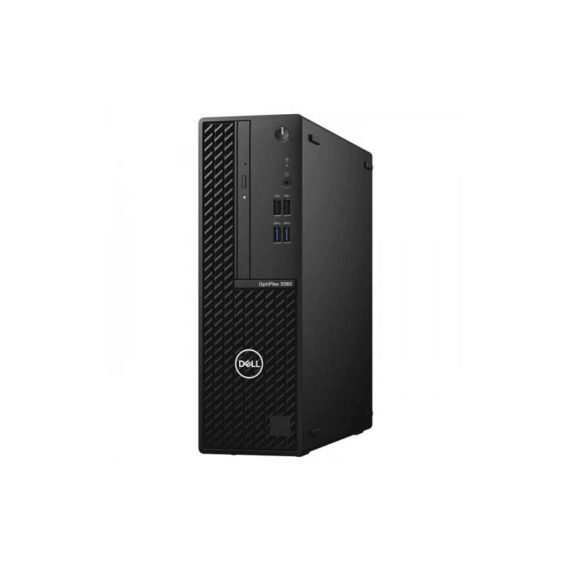Computador Dell Optiplex 3080 SFF I5-10500 8gb 256Gb SSD Win10 Pro Tecl Mouse