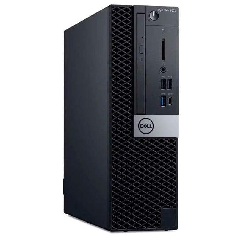 Computador Dell Optiplex 7070 I5-9500 8gb 500gb Win10 Pro Tecl Mouse 210-Asrm-8ldn-Dc413