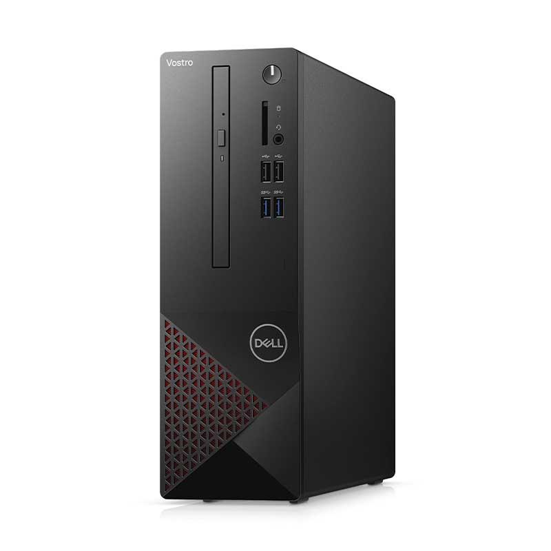 Computador Desktop Dell Vostro 3681 Sff I3-10100 4gb 1tb Win10 Pro Teclado e Mouse
