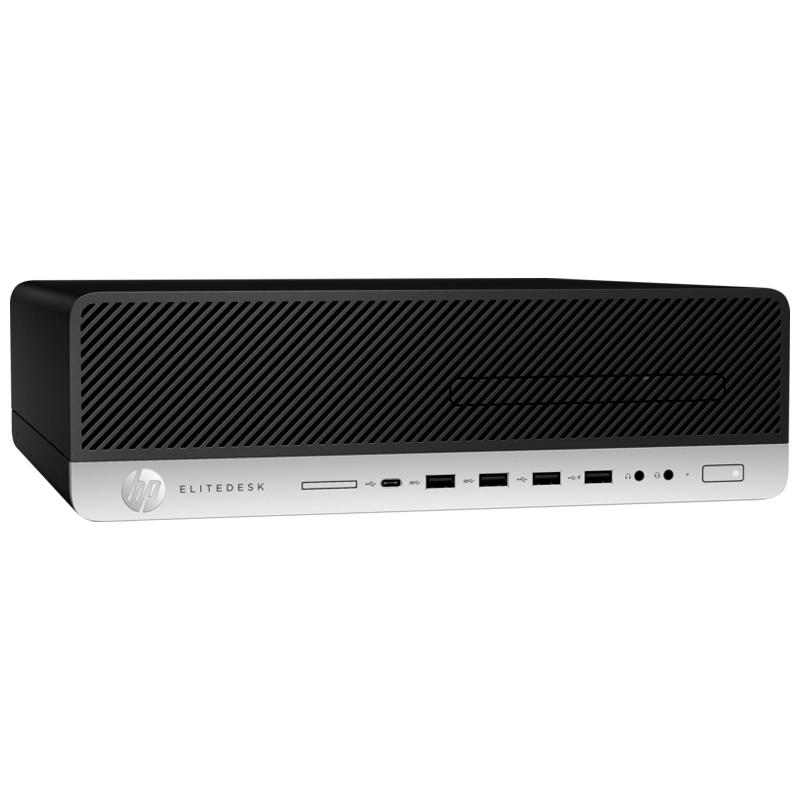 Computador Desktop Hp Elitedesk 800 G4 Sff Core I5-8500 8gb 500gb Win10 Pro 5ft55la#ac4