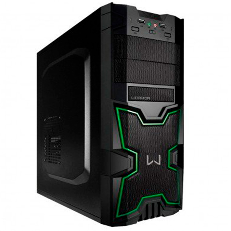 Computador Gamer True Data I3-9100f 3.6ghz 4gb Ssd 240gb Gt730  Win10 Trial