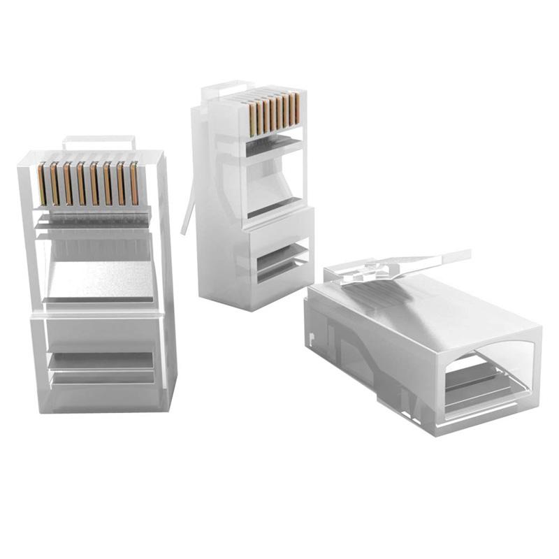 Conector Macho Rj45 Cat5 Sohoplus 35050290