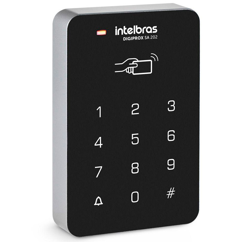 Controlador Acesso Digiprox Sa202 Intelbras - 4682036
