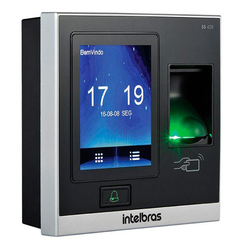 Controlador De Acesso Intelbras Ss 420 - 4682045