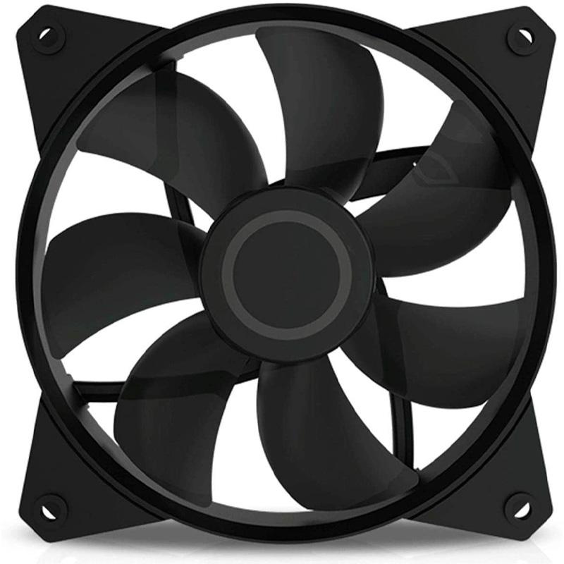 Cooler Fan para Gabinete Cooler Master Masterfan MF120L Black - R4-C1DS-12FK-R1