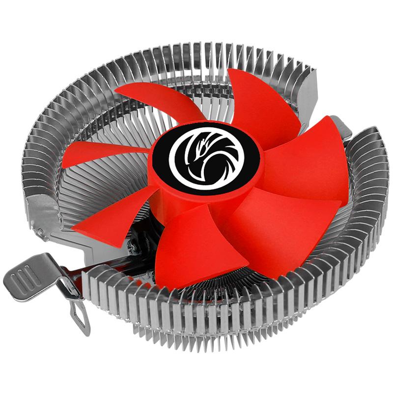 Cooler Para Processador Universal Brazilpc Cla965w - Aluminio
