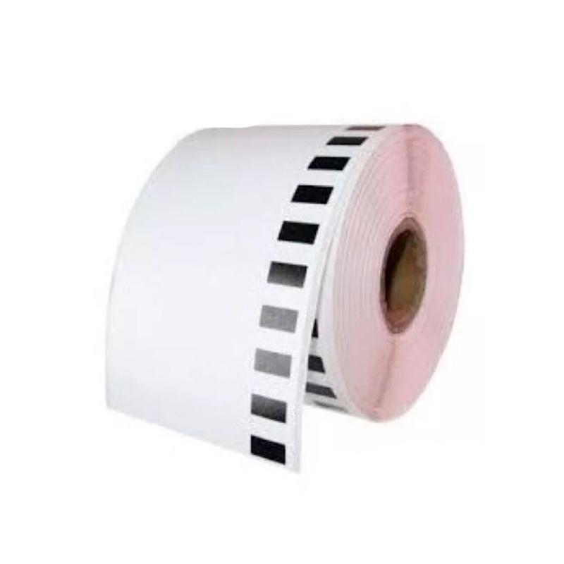 Fita Para Impressora de Etiquetas (Etiquetadora) Termica - Rolo Com 62mm X 30 M