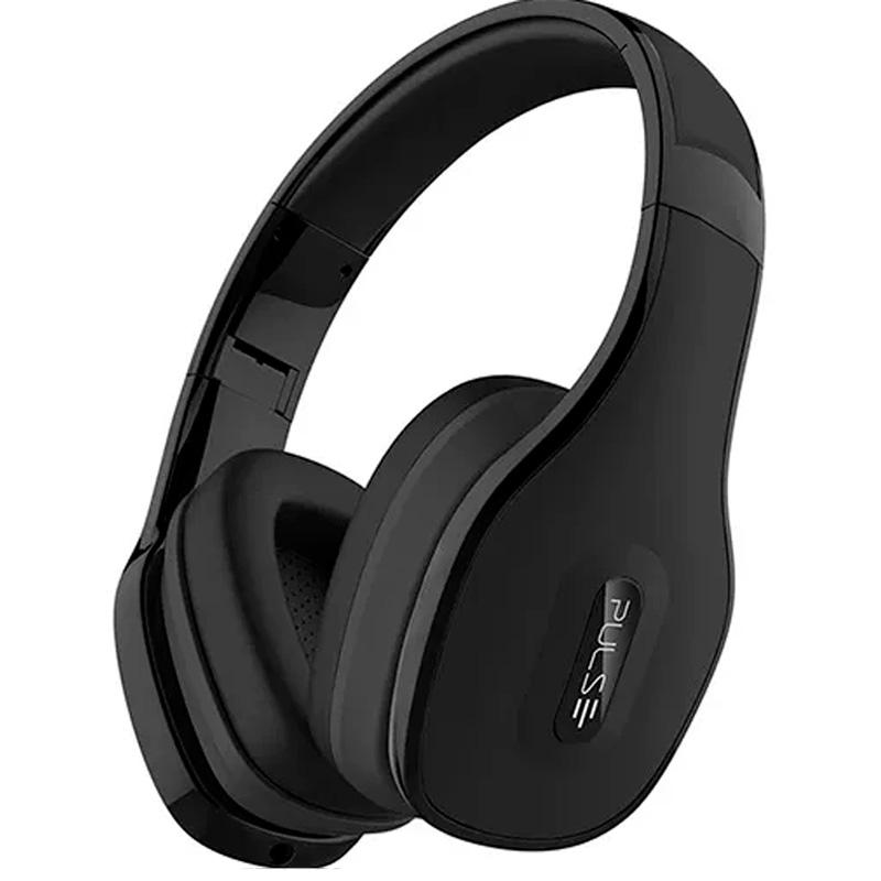 Fone de Ouvido Headphone Bluetooth Pulse Preto - PH150