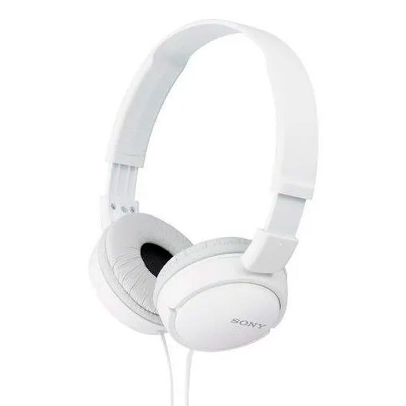Fone de Ouvido Headphone Sony P2 branco - MDR-ZX110