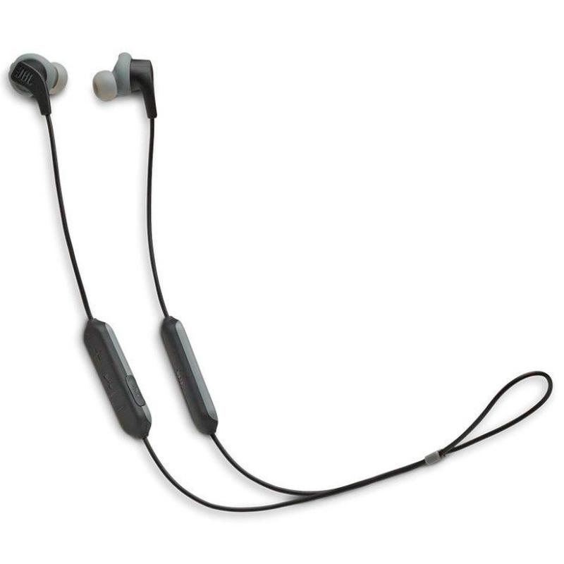 Fone de Ouvido JBL Bluetooth Endurance Cinza - RUNBT