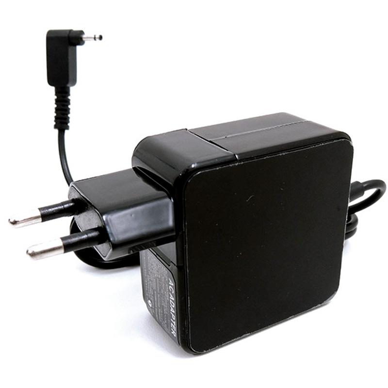 Fonte Para Notebook Asus 45w 19v 2.37a Plug Redondo 5.5*2.5mm
