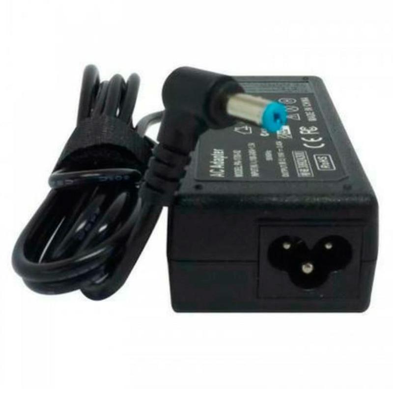 Fonte Para Notebook Lg 65w 19v 3.42a Conector Ponta Azul 4.5x3.0mm