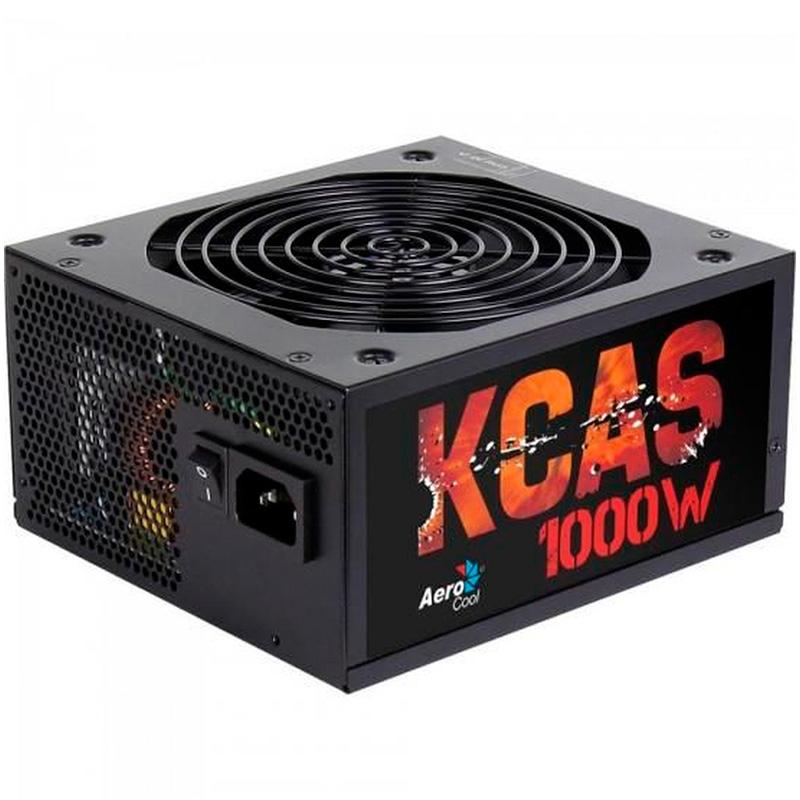 Fonte Real 1000w Aerocool Kcas Apf 64900