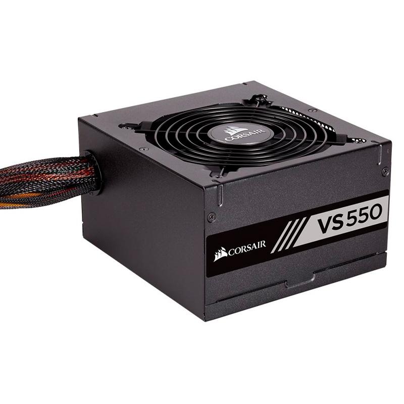 Fonte Real 550w Corsair Vs550 White Atx - Cp-9020171-BR