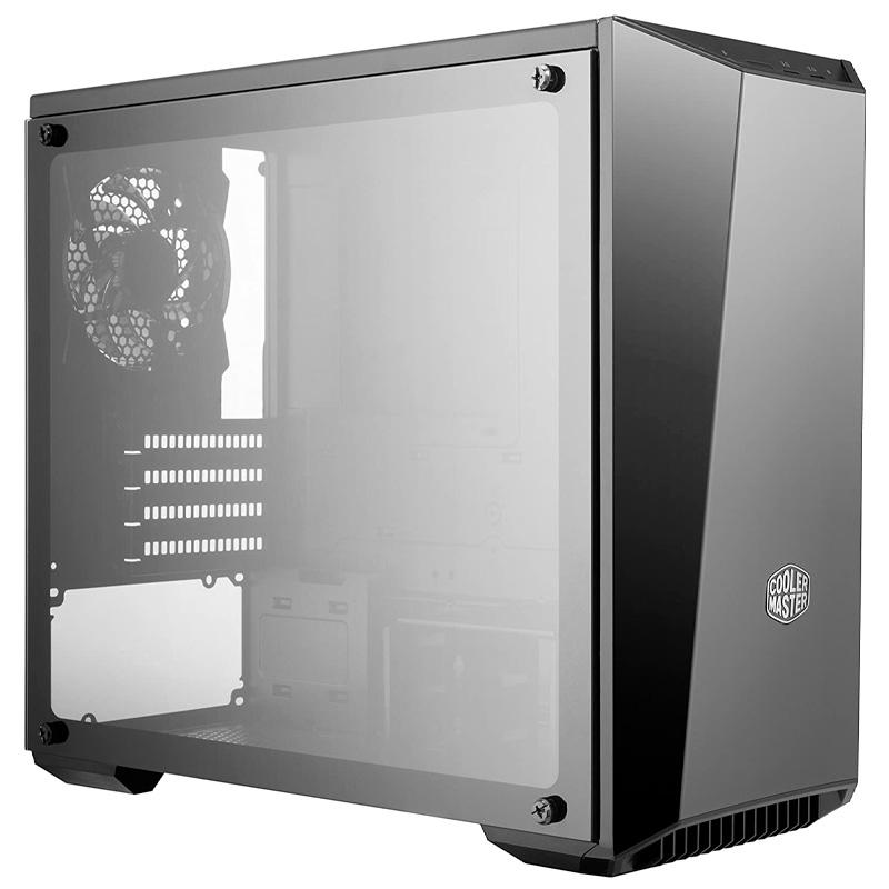 Gabinete Gamer Cooler Master Masterbox Lite 3.1 Preto Com Lateral em Vidro Temperado - MCW-L3S3-KGNN-00