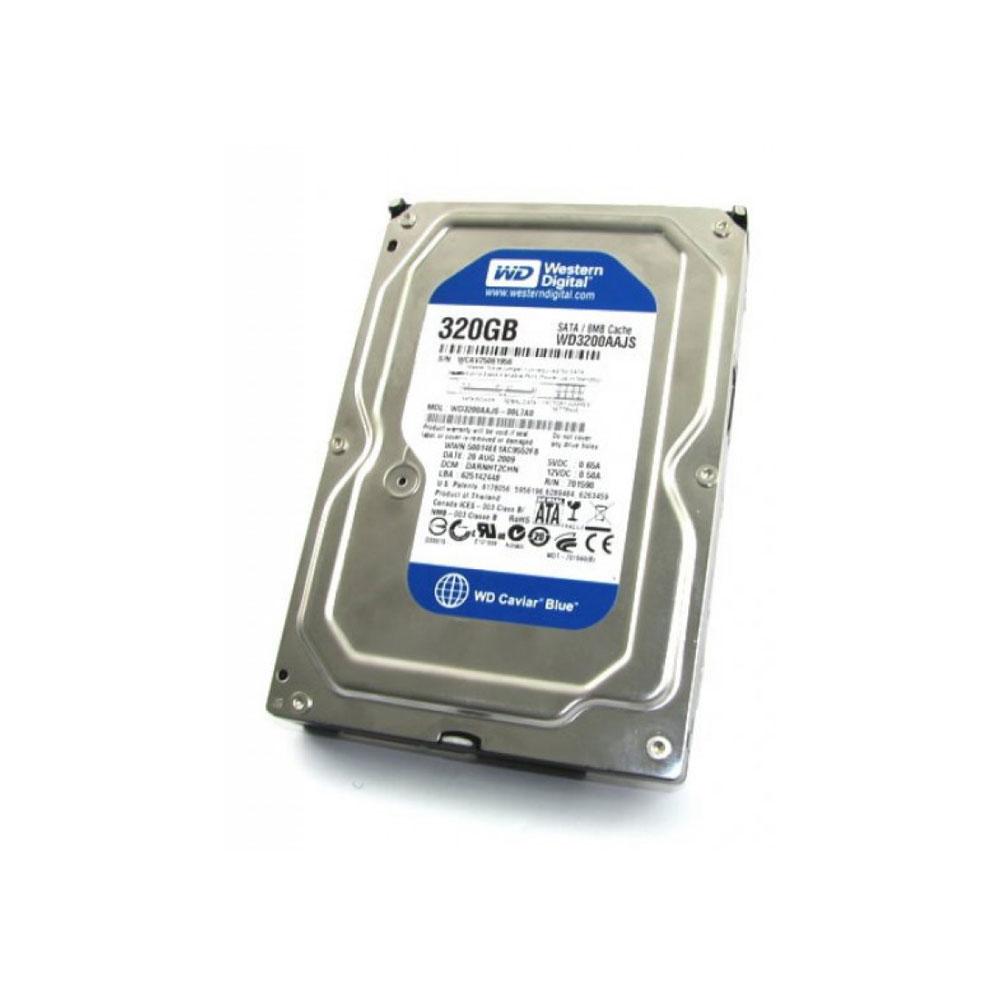 Hd 320gb Western Digital Wd3200aajs