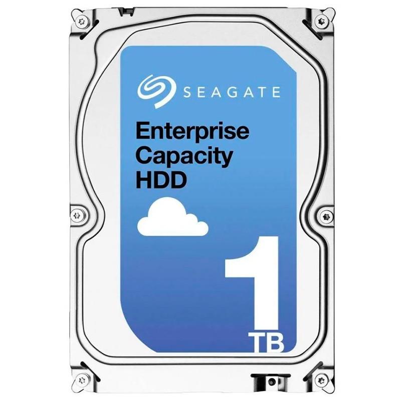 Hd Interno Enterprise 1tb Seagate Hd Interno Prata