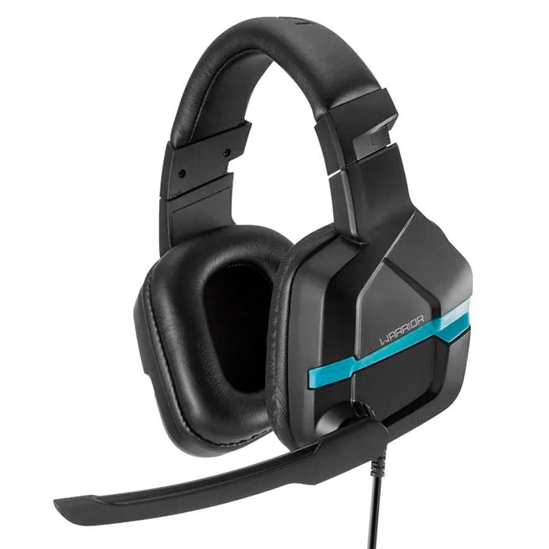 Headset Gamer Warrior Askari P3 Azul - PH292
