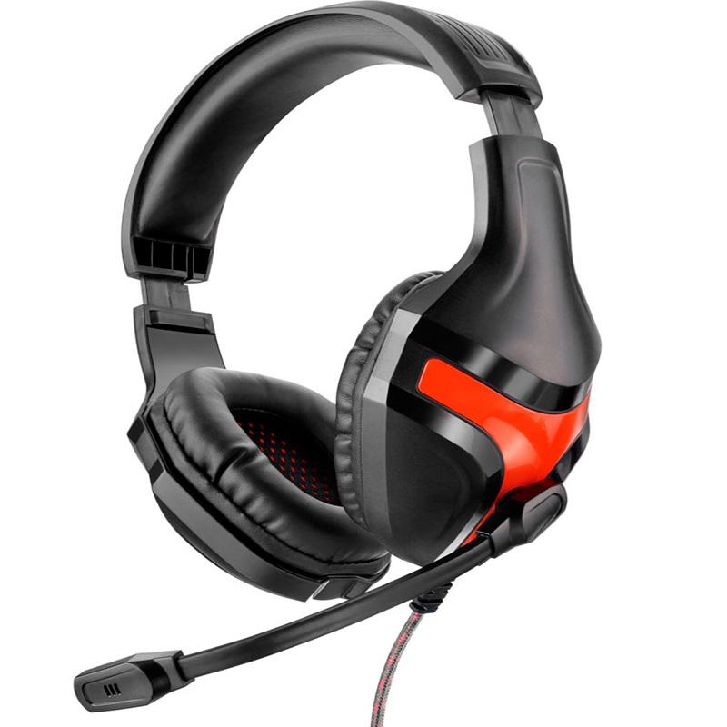 Headset Gamer Warrior Harve P2 Vermelho Ph101