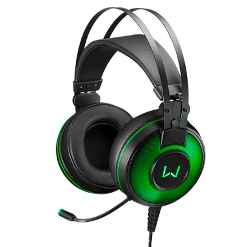 Headset Gamer Warrior Raiko 7.1 Usb Ph259