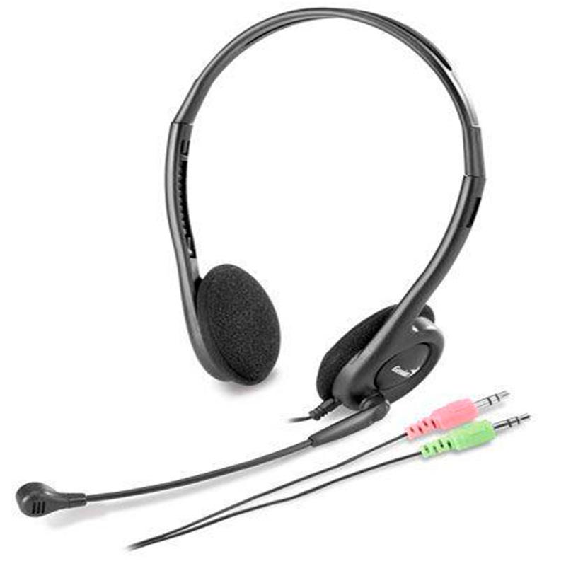 Headset Genius Hs-200c Slim Preto 31710151100