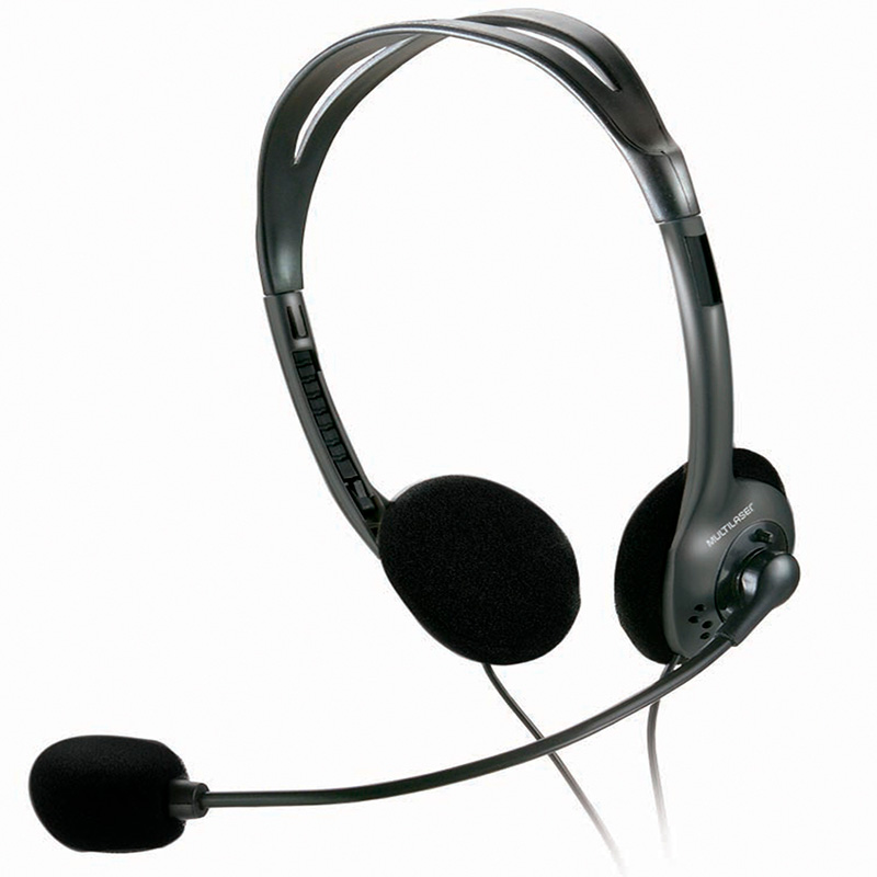 Headset Multilaser Ph002 P2