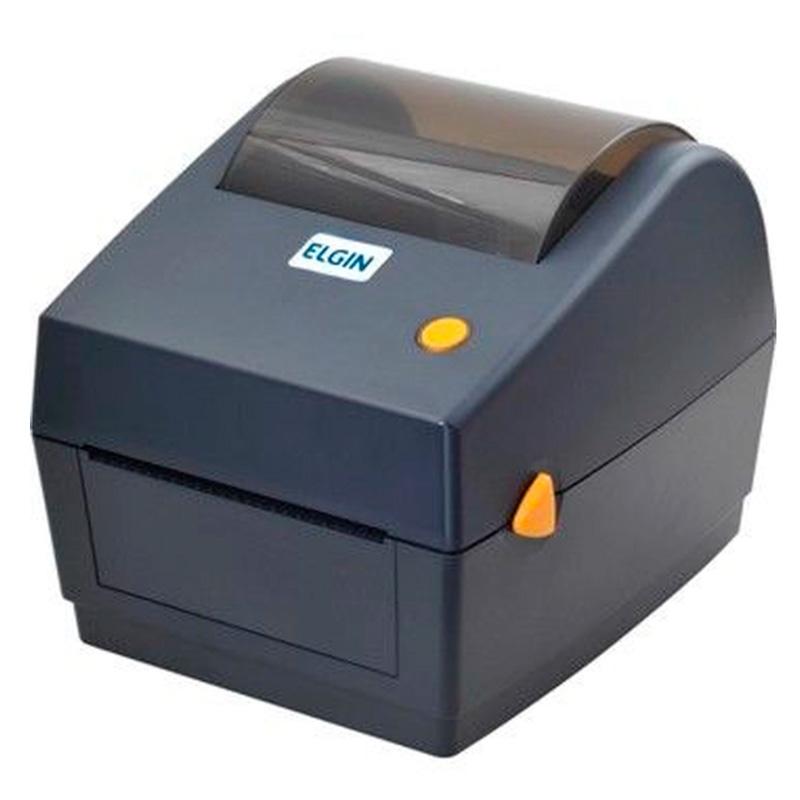 Impressora De Etiquetas Termica Elgin L42 DT Usb Serial