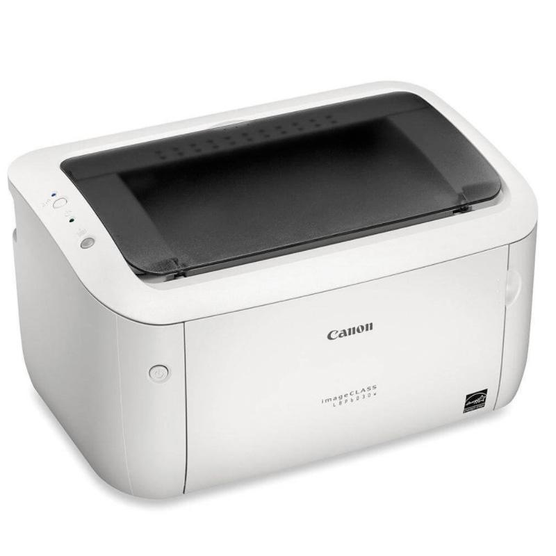 Impressora Laser Mono Canon 18ppm A4 Branca - Lbp6030w