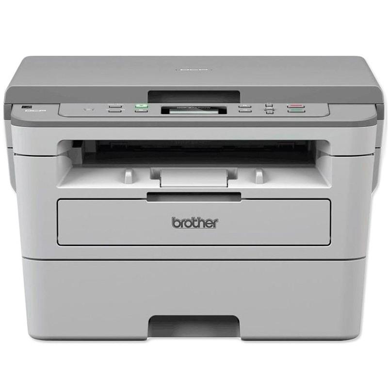 Impressora Multifuncional Laser Brother Dcp-B7520dw Duplex Rede Wifi 36ppm Toner Tn-B021