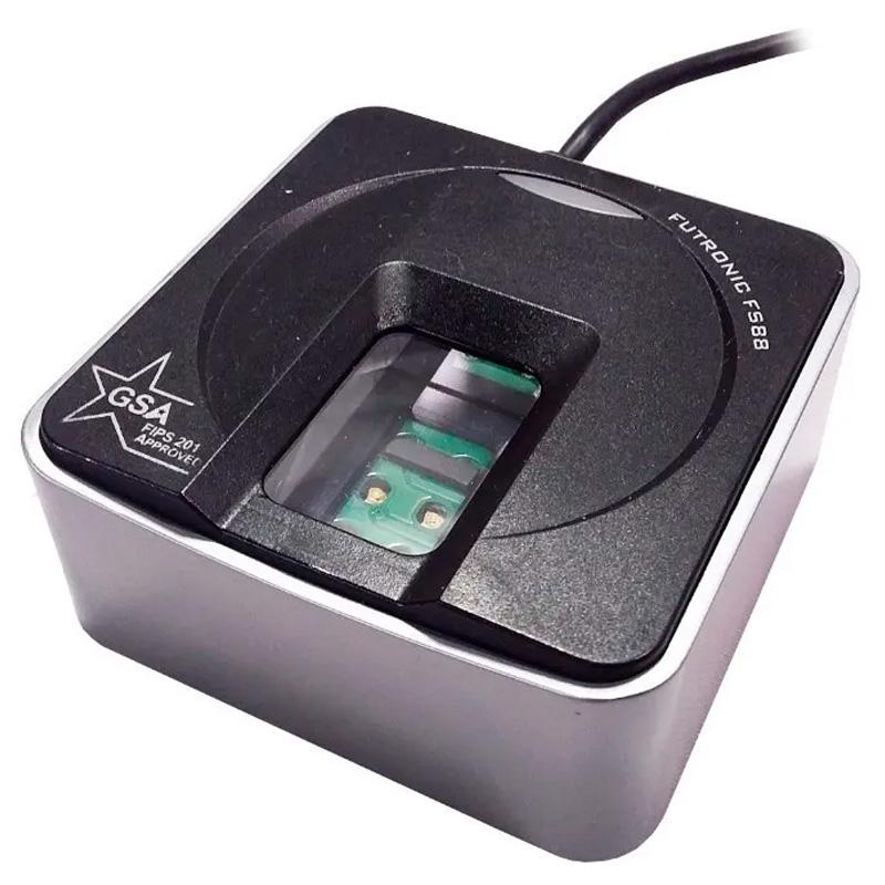 Leitor Biometrico Futronic Fs-88