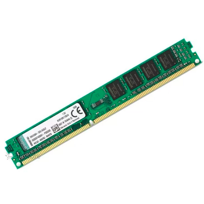 Memoria Ddr3 4gb 1600 Mhz Kingston Kvr16ln11/4