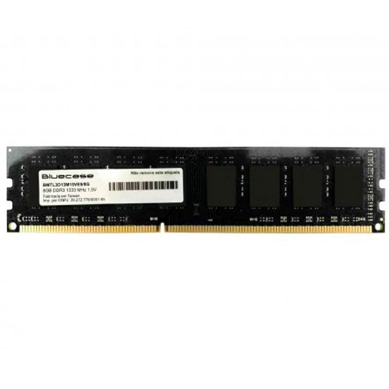 Memoria DDR3 Bluecase 8GB 1333Mhz - BMTL3D13M15VE9/8G