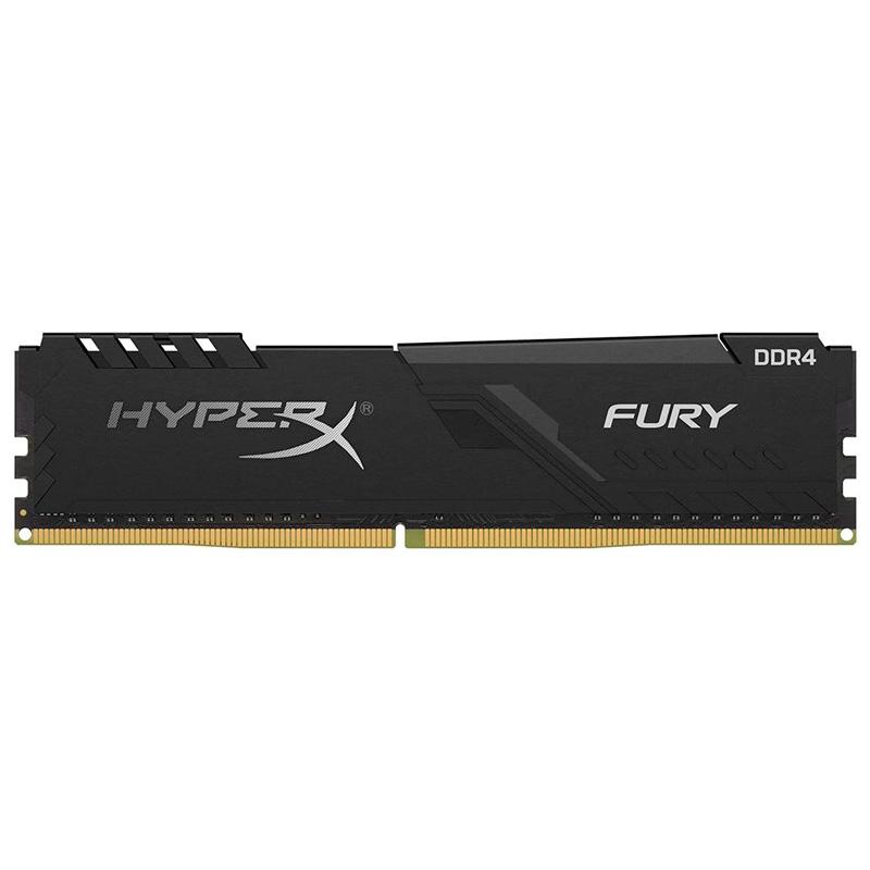 Memória Ram Fury 8gb Ddr4 2400mhz Hx424c15fb3/8 Hyperx