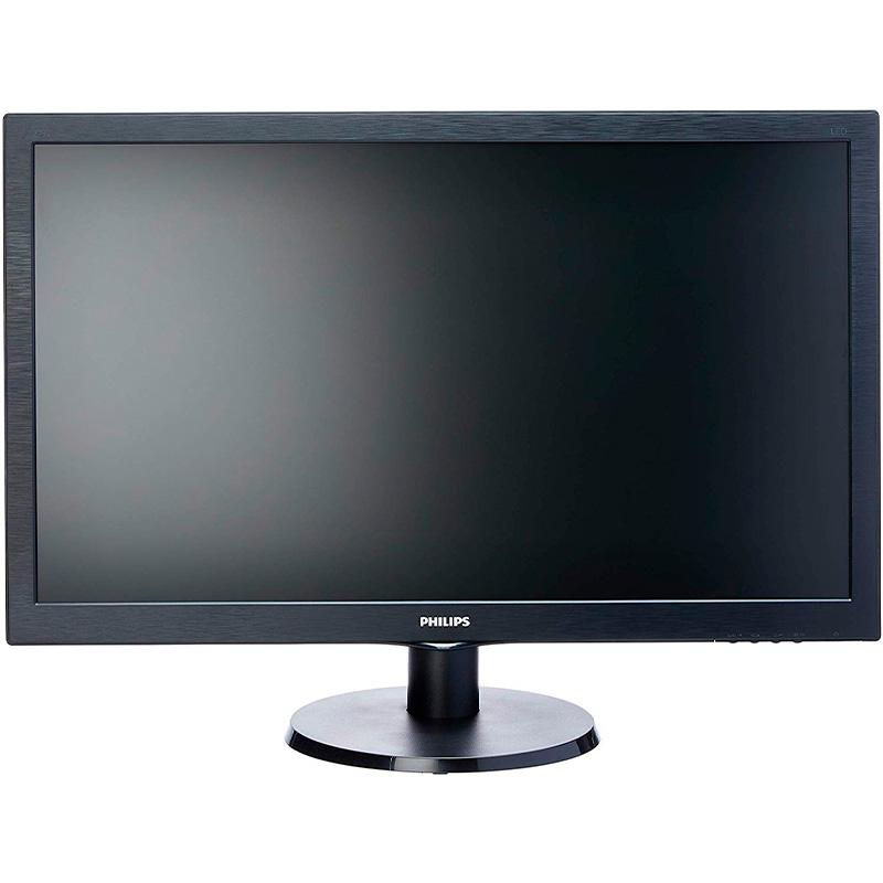 Monitor Led 27 Pols Philips 273v5lhab - Full Hd Hdmi Vga Dvi Vesa