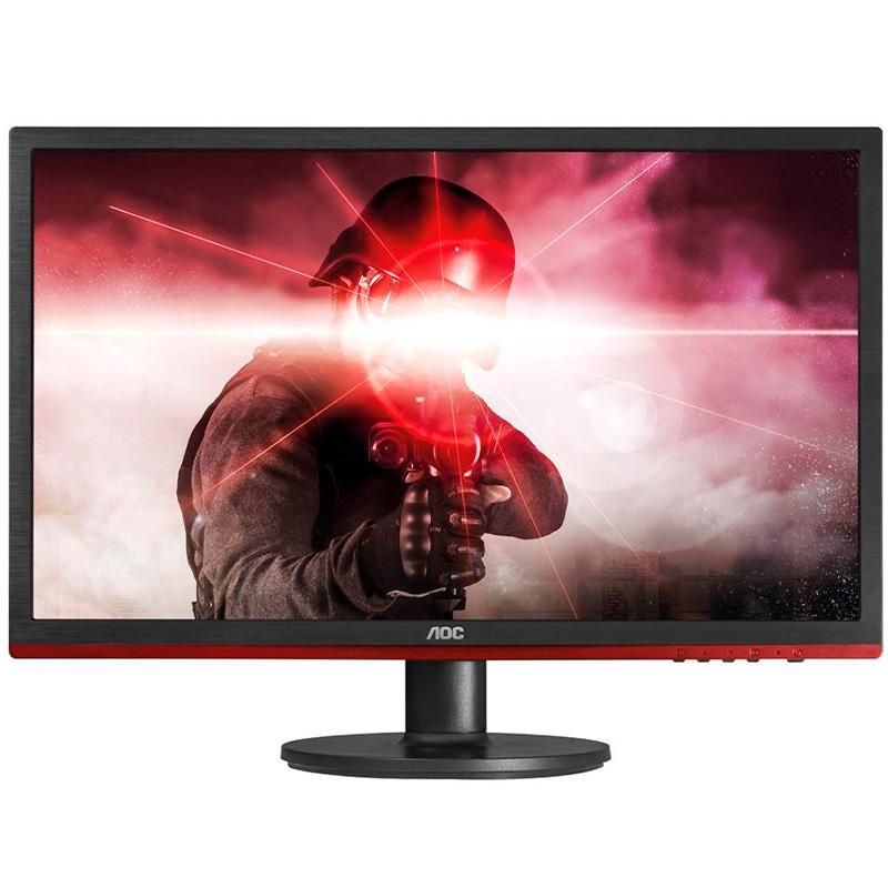 Monitor Led Gamer 24 Pols Aoc G2460vq6 1920 X 1080 Hdmi Vga Dport