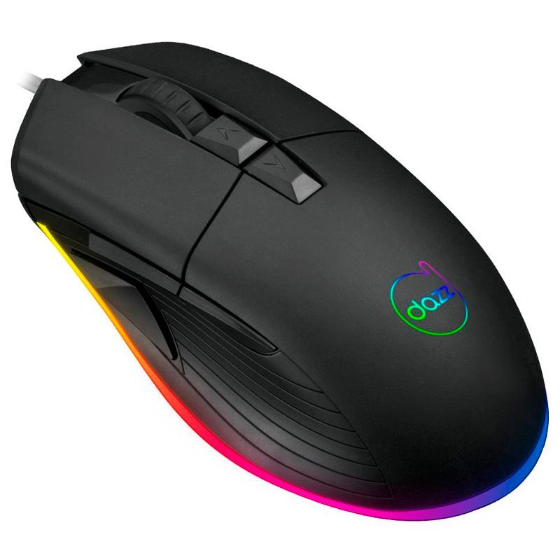 Mouse Gamer Dazz Kirata Ascendent RGB 12400Dpi - 624632